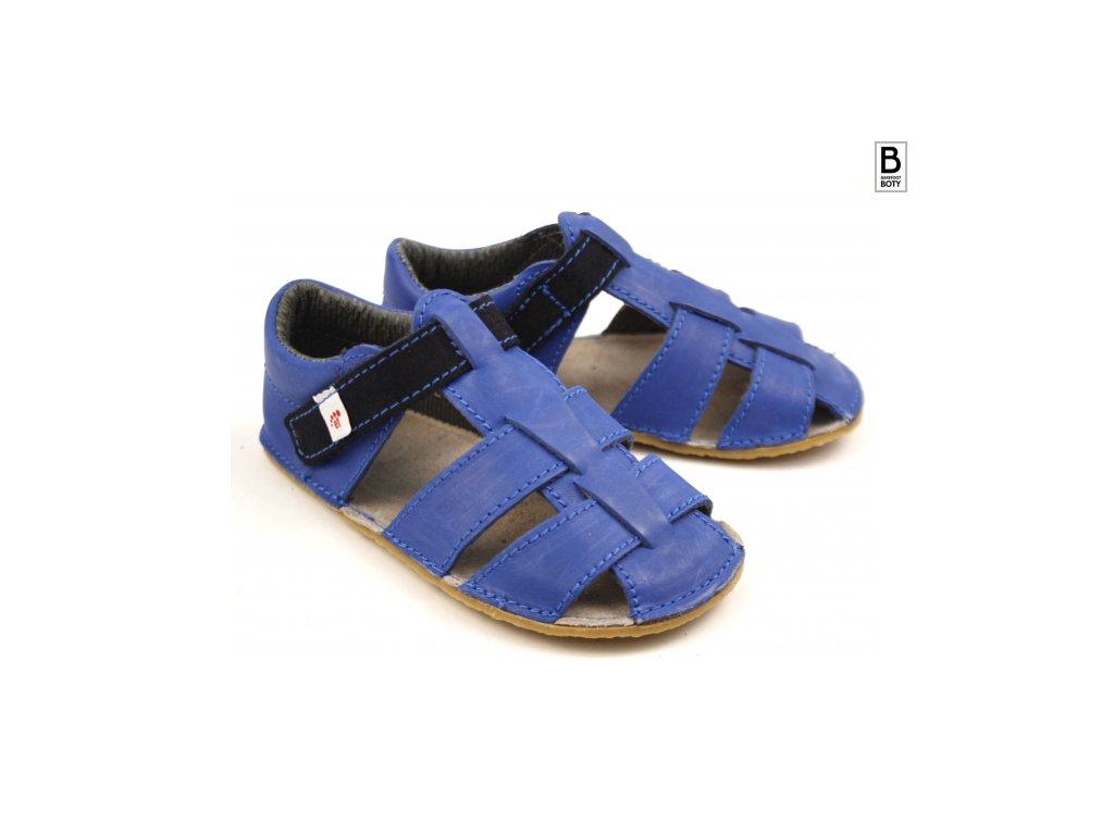 ef sandalky modre