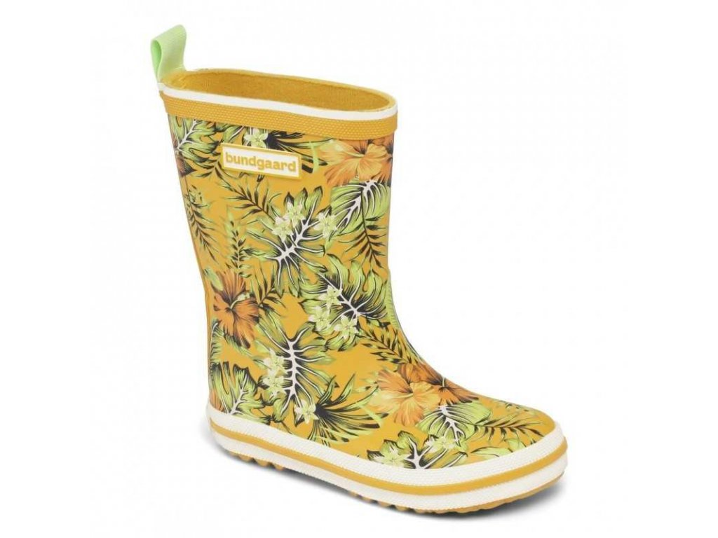 classic rubber boot bundgaard tropical