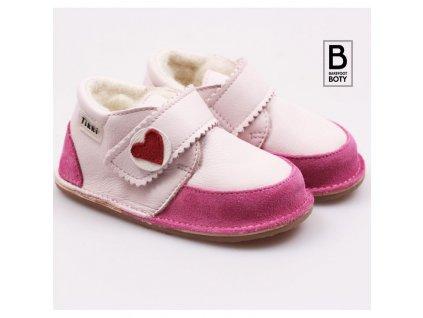 Tikki Baby Pink zimní