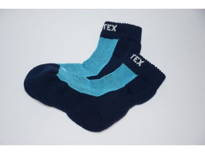 Ponožky Surtex 80% merino pro dospělé - modré