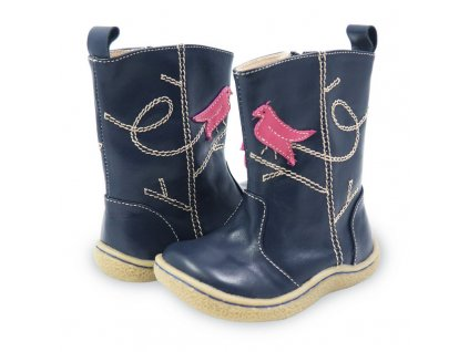 Livie & Luca Pio Pio boot Navy blue