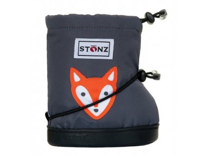 Stonz booties Toddler - Fox Grey