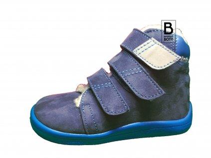 ae5db67137a Dětské zimní boty - Barefoot boty U Běželů