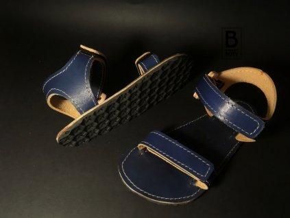 Paw sandály dětské modré