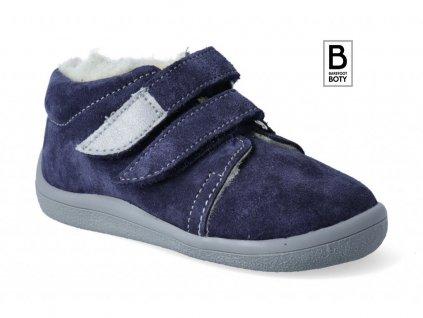 zimni boty beda barefoot lucas male