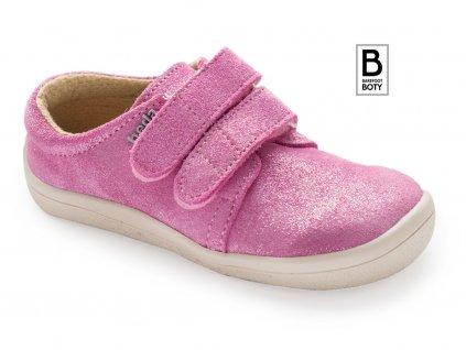 barefoot boty beda janette třpytka