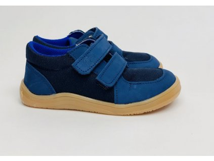 baby bare febo sneakers navy