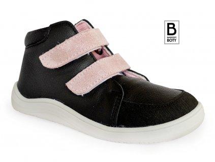BabyBare febo fall Black Pink asfaltico 2
