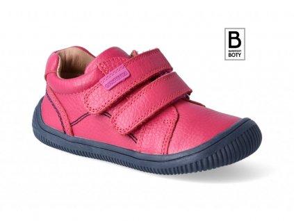 nizke kozene barefoot boty protetika lars pink