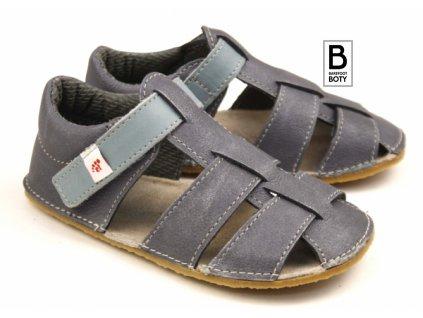 ef sandalky šedá