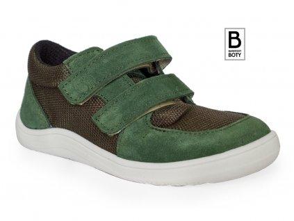 Baby bare febo sneakers Khaki 01