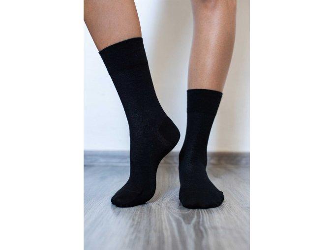 bl ponozky cierne 4627 size large v 1