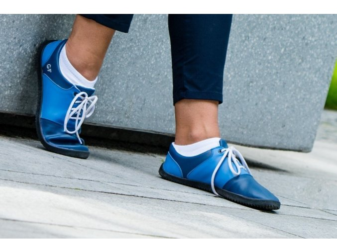 barefoot miss gabriela frankova blue