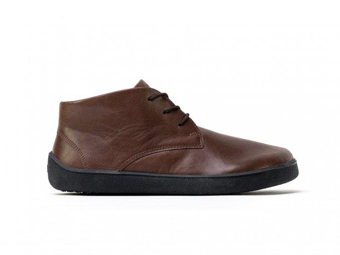 glide dark brown 23896 size large v 1