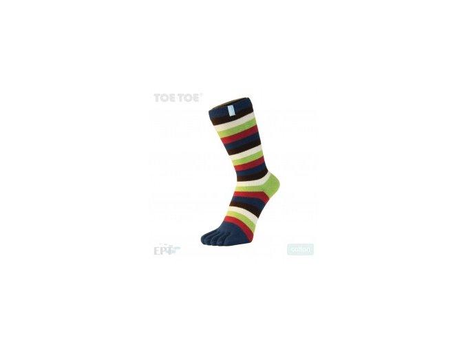 toetoe fashion stripy deep blue 4