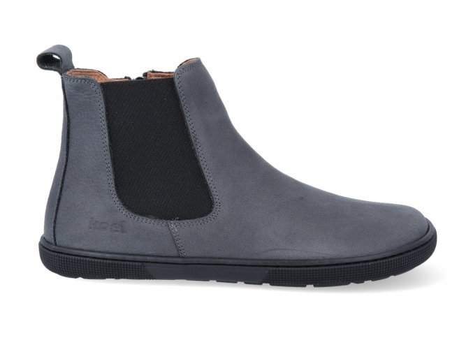 barefoot kozacky koel4kids fila adult dark grey 2
