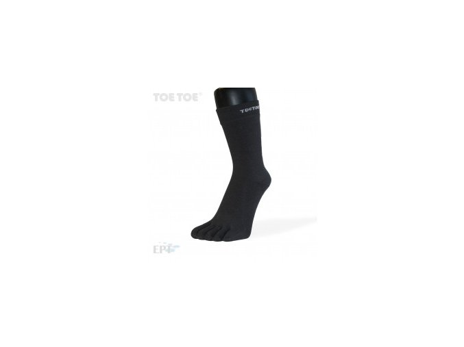 Black Wool Mid-Calf 36-39