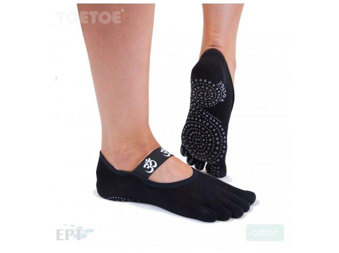 OM Black Anti-Slip Sole Trainer 36-39