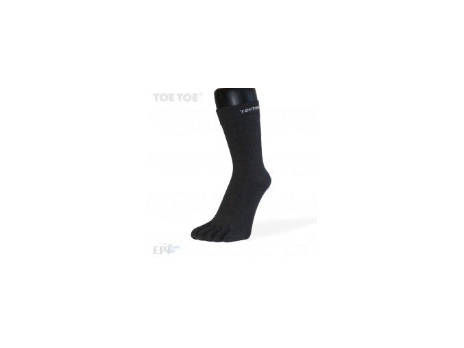 Black Wool Mid-Calf 44-46