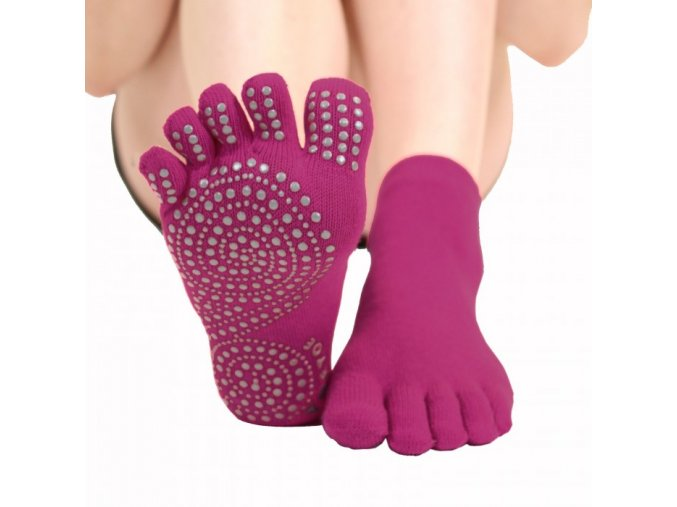 Fuchsia Anti-Slip Trainer 40-43