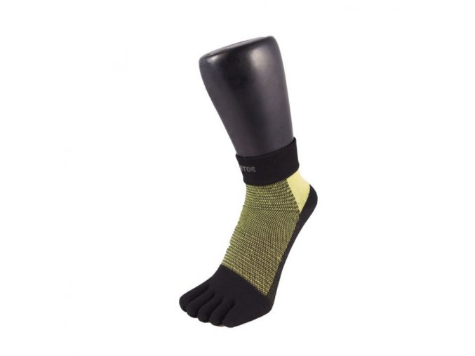 toe socks outdoor liner trainer green 1 3