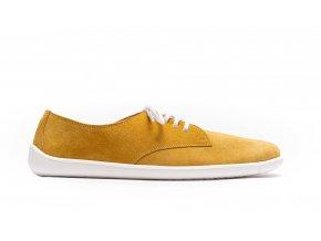 city mustard white 10549 size large v 1