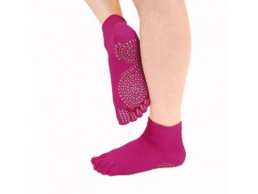 Fuchsia Anti-Slip Trainer 43-46