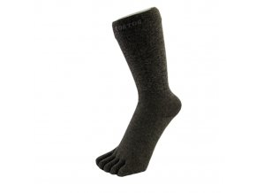 toe socks health silver black 1 1 3