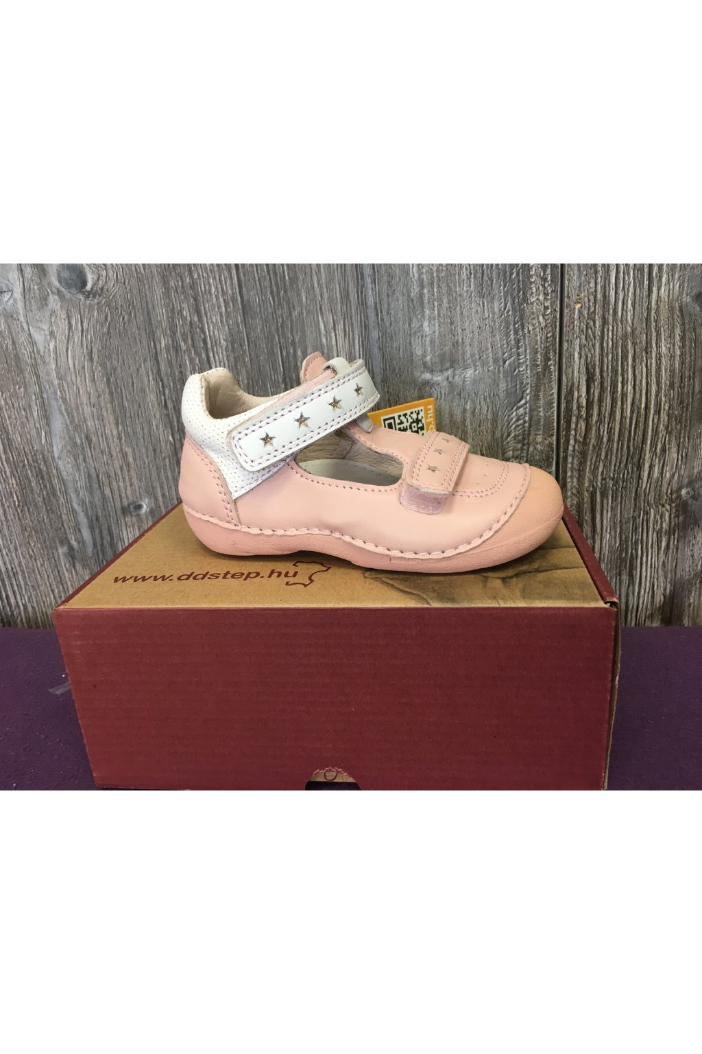 D.D.Step sandále - Baby Pink