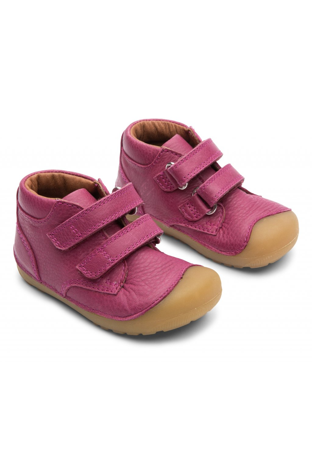 Bundgaard Petit Velcro - Rosewine