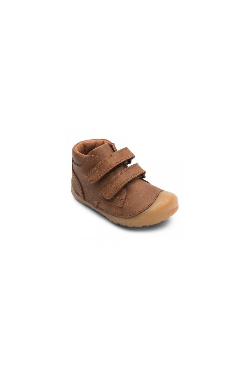 Bundgaard Petit Velcro - Brown
