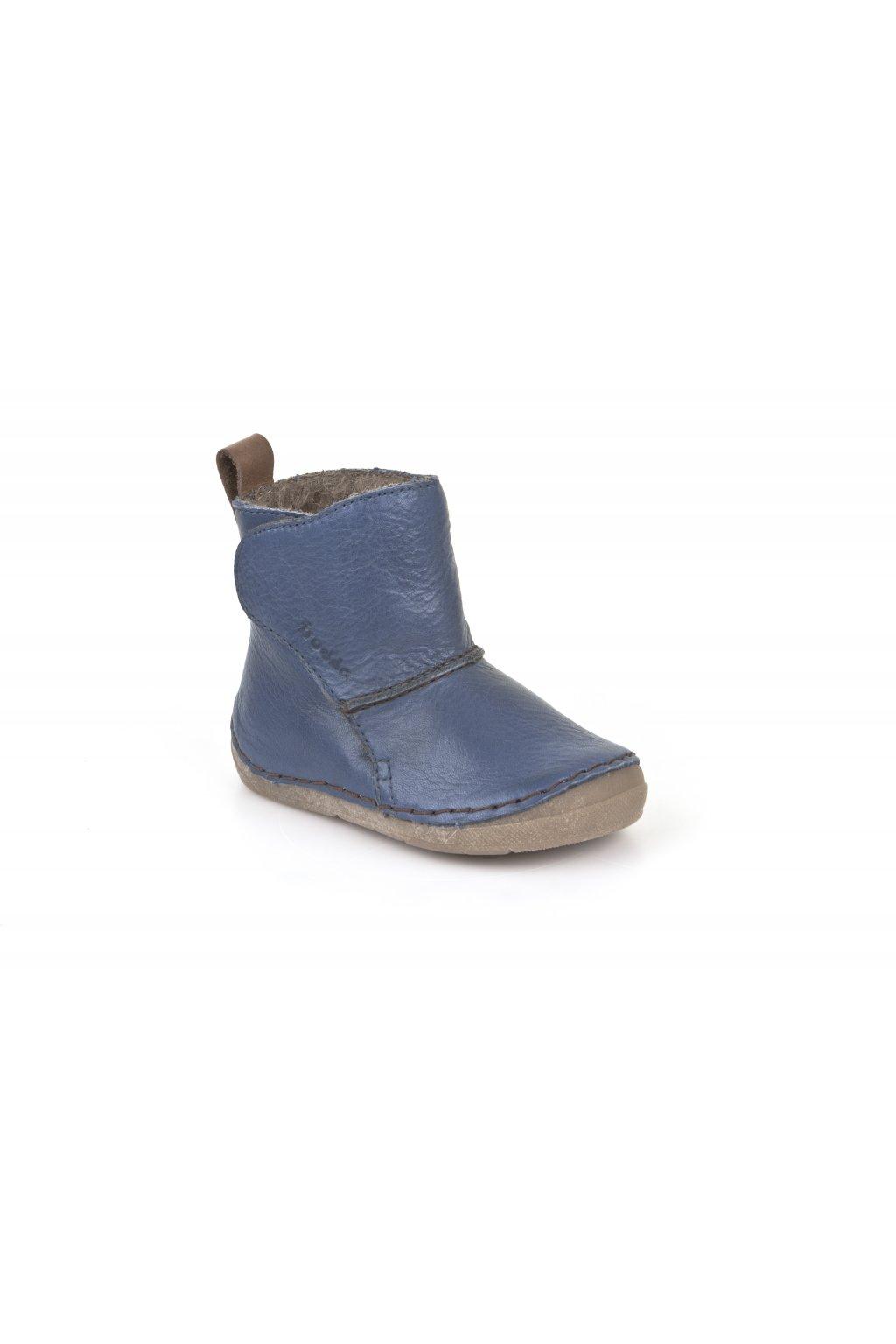 Froddo Boots Denim - Jahňacia Kožušina