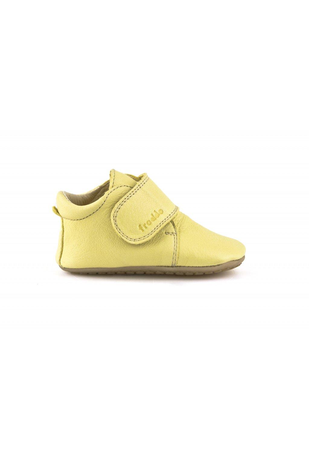 Froddo Prewalkers Yellow