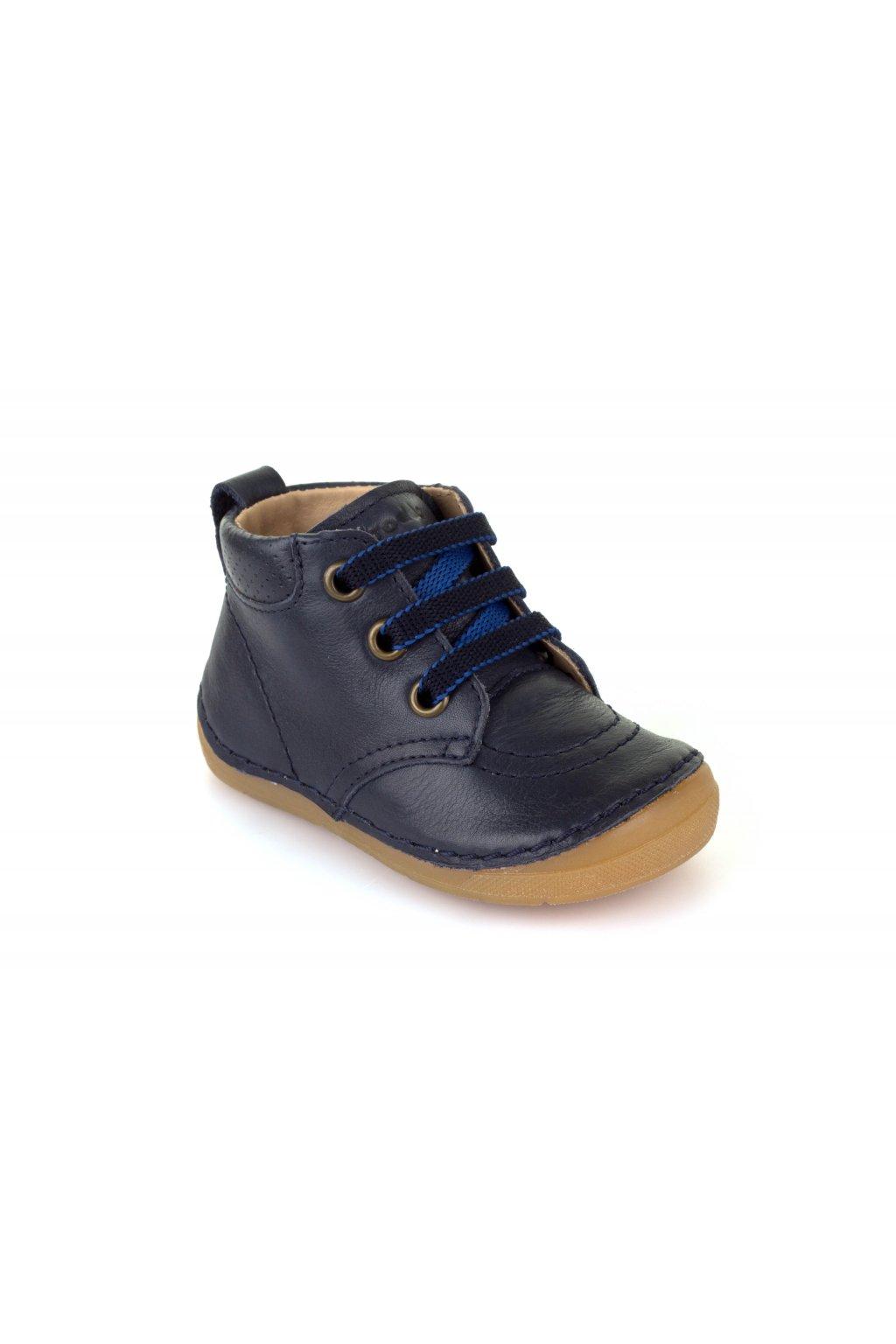 Froddo Shoes Blue šnúrovacie
