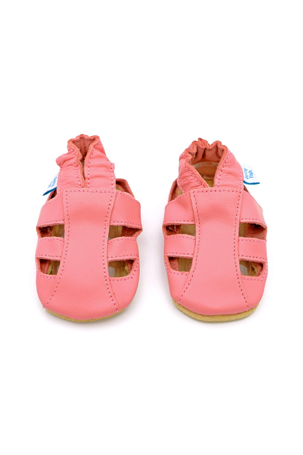 Dotty Fish Pink sandals