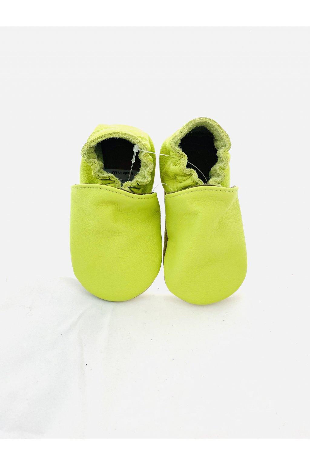 Capačky baBice - Green GUMENÁ PODRÁŽKA