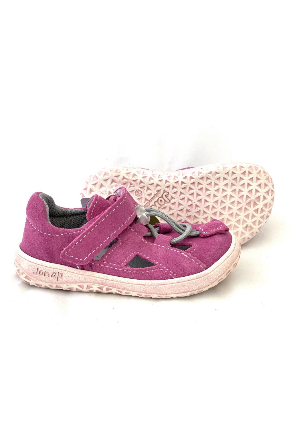 Jonap B9 sandálky - ružová