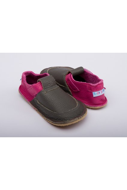 Baby Bare Shoes Outdoor Orchid
