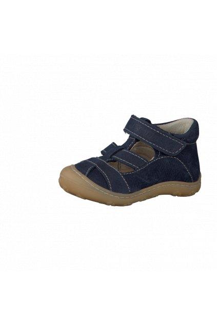 Pepino Ricosta sandálky modré