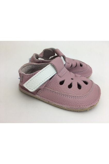 Baby Bare Shoes IO Candy - TOP STITCH
