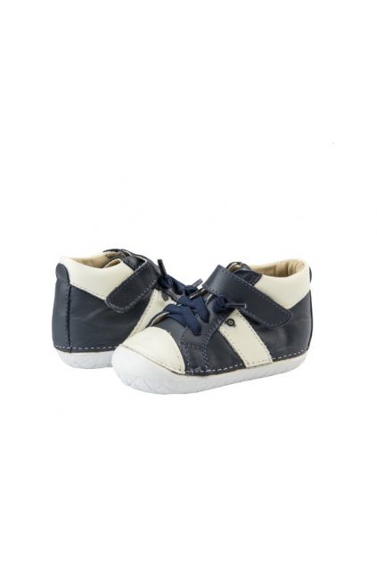 Old Soles - Earth Pave Navy /White