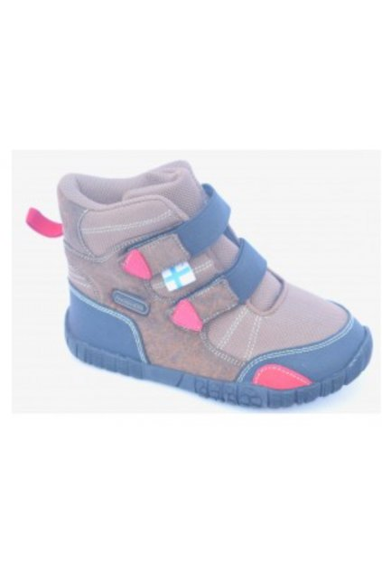 Zimné topánky Feelmax Naapa Brown