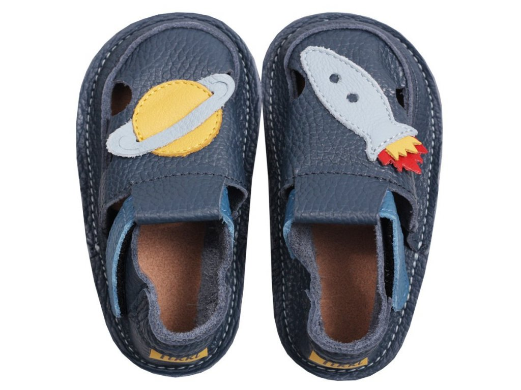sandale barefoot copii racheta albastra 75 4
