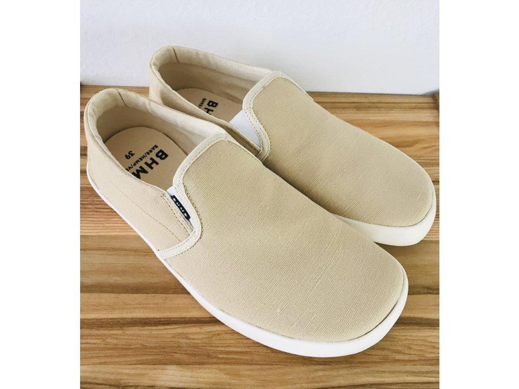 Obchod s barefoot a kompromisní obuví