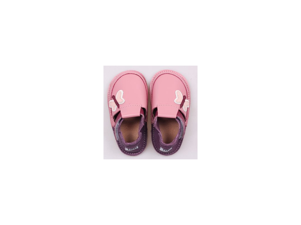 outlet barefoot kids shoes butterflies 3374 2