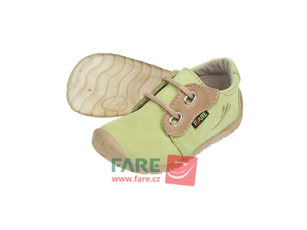 FARE BARE dětské celoroční boty 5012231