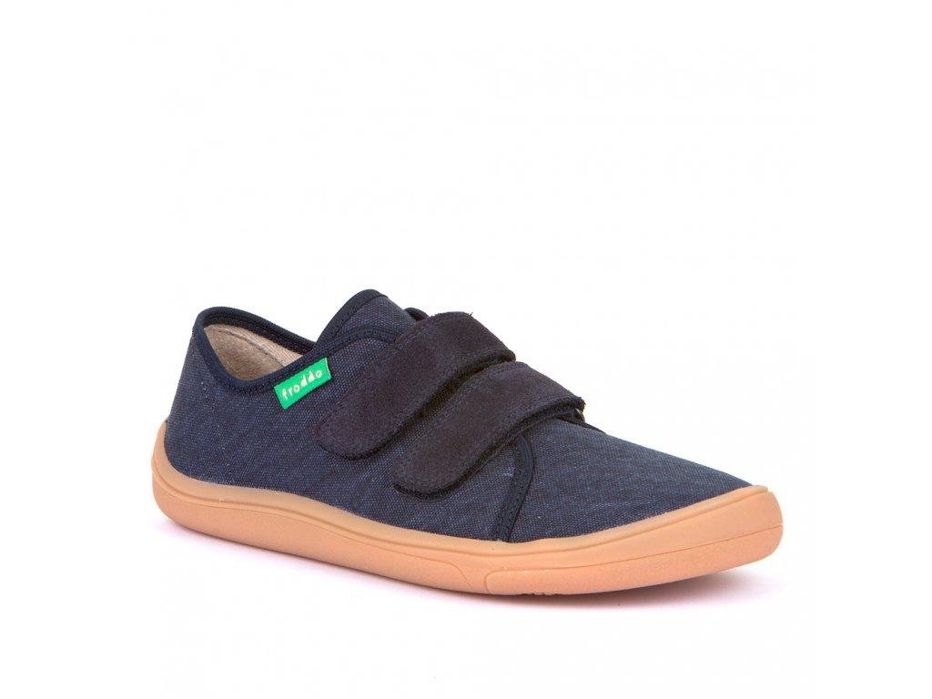 Froddo Barefoot Slipper G1700302-2 Dark Blue