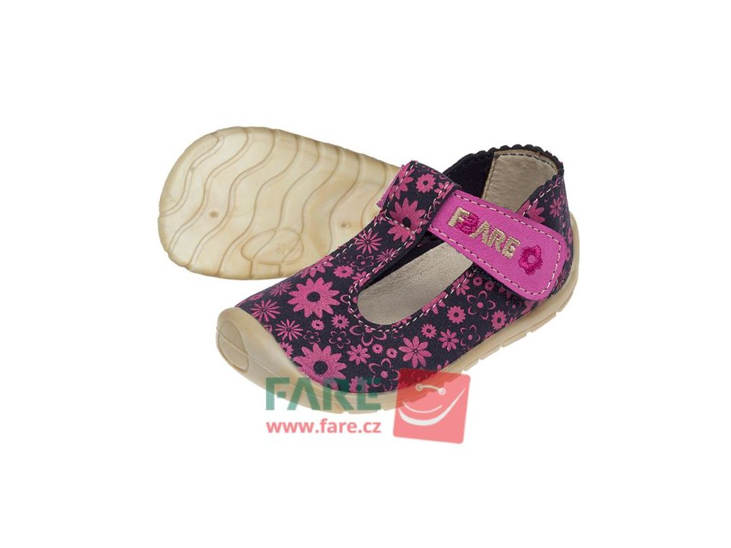 fare sandalky holka