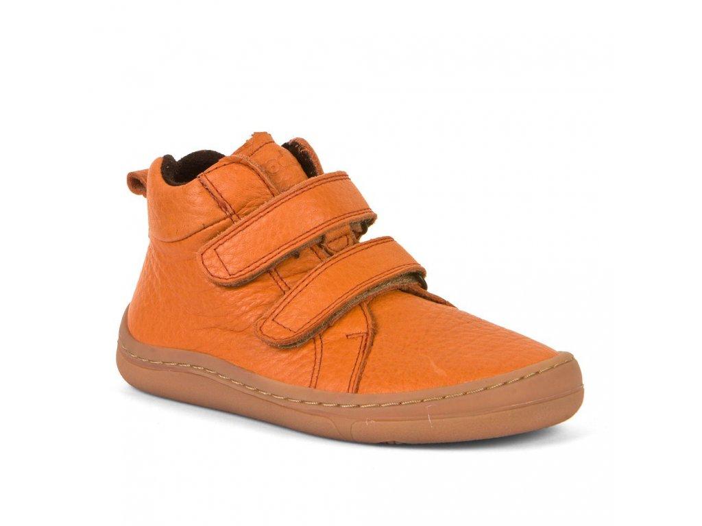 Froddo Barefoot G3110195-1 Orange (fleece)