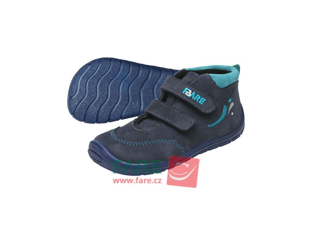 FARE BARE dětské celoroční boty 5121203